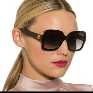 Gucci Authentic Glitter Black Muilticolored Frames